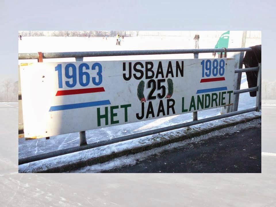 50 Jarig bestaan IJsbaan Het Landriet!!